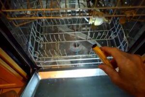 use heat element for dishwasher