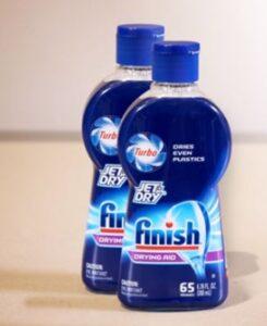Finish Jet Dry for dishwasher