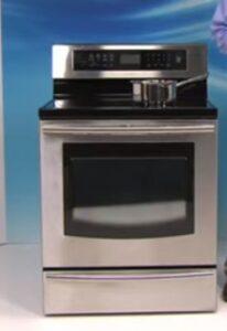 Samsung FTQ307NWG Oven