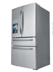 RF31FMESBSR Refrigerator by Samsung