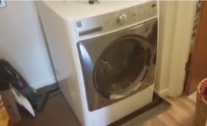 kenmore elite front load washer