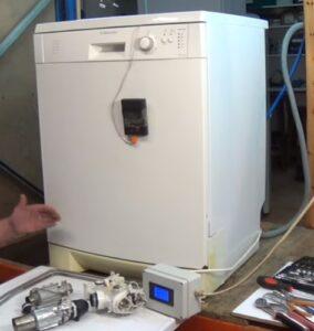 E15 error in Bosch dishwasher